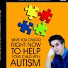 DVD – What you can Do Right Now to Help Your Child with Autism